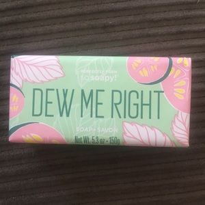 Perfectly Posh Dew Me Right So Soapy